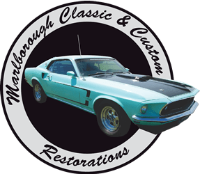 Marlborough Classic And Custom Restorations NZ Logo