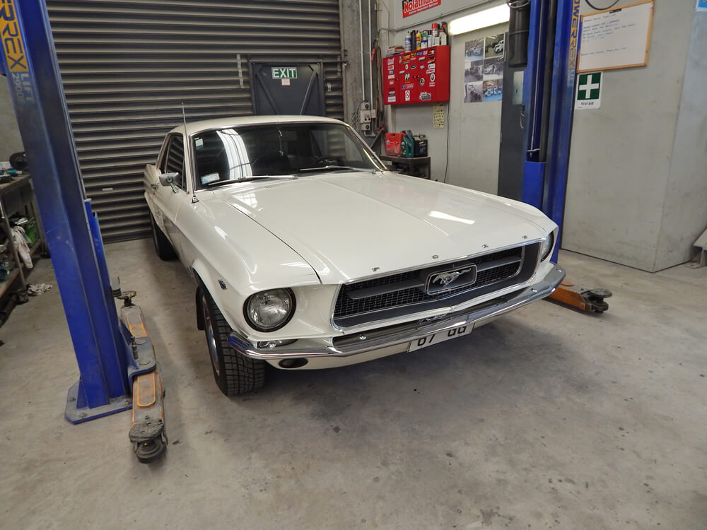 1967 Mustang For Sale