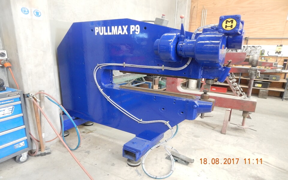 Pullmax P9 By Marlborough Clas 1