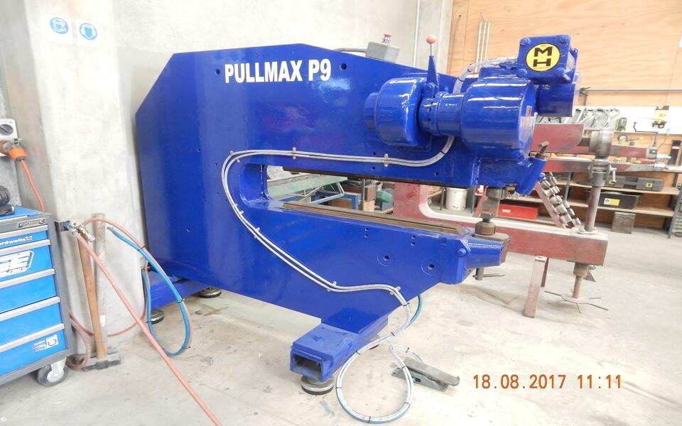 Pullmax P9 By Marlborough Clas 1