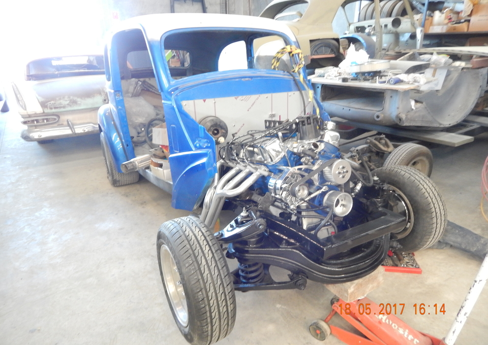 Reconditioned Motor By Classic