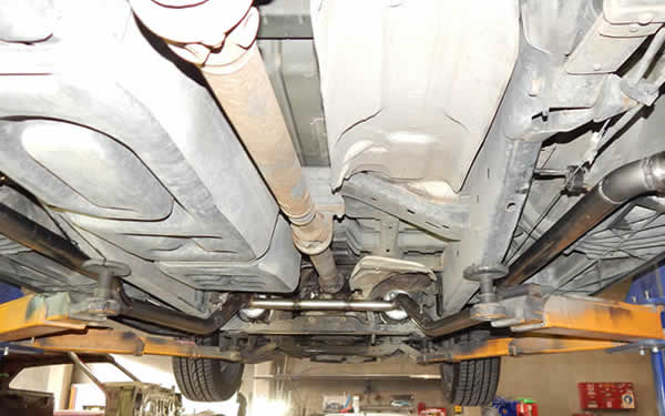 Exhaust System Service By Marlborough Classic And Custom Restorations NZ